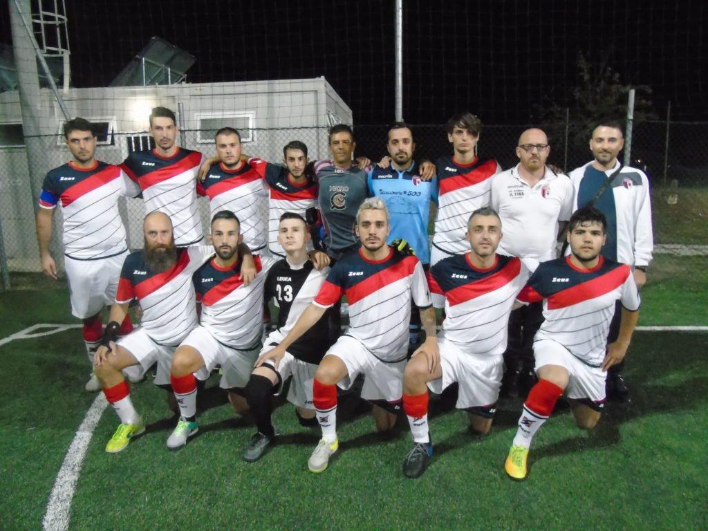 Ponte San Lorenzo-Miriano 1-8, il derby narnese è rossoblù