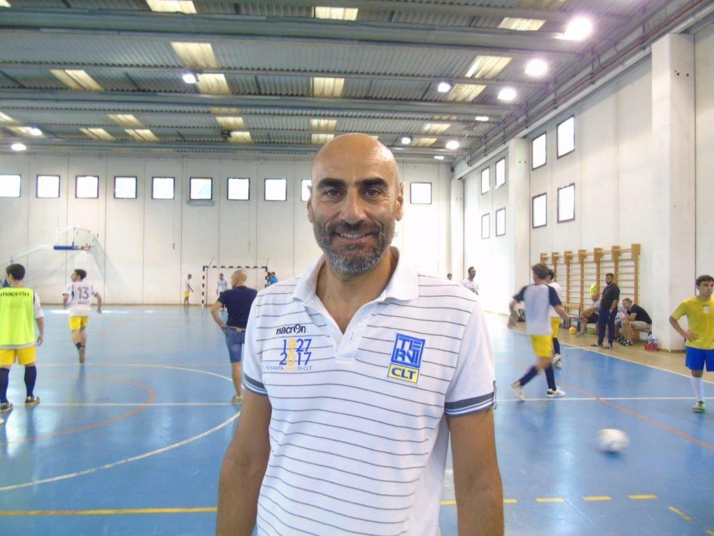 Serie C1, Sergio Silvi confermato sulla panchina del CLT