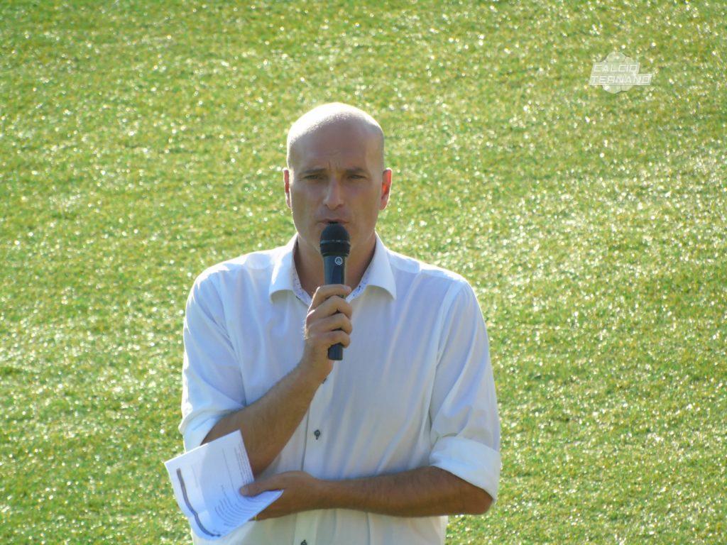 il presidente del Campitello Cristiano Castellani