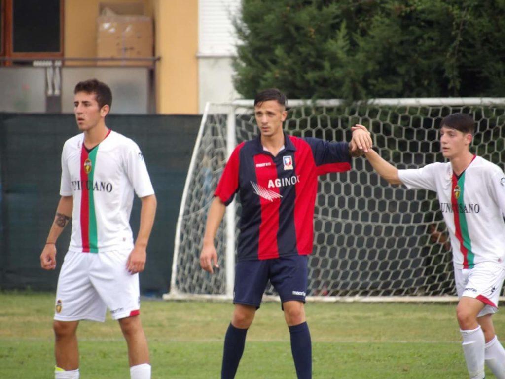 Narnese, Luca Ponti 'Grande gioia per il gol e la vittoria'