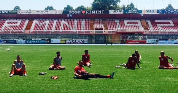 Lega Pro Girone B Ternana-Rimini ufficiale, nuovo tecnico per i biancorossi