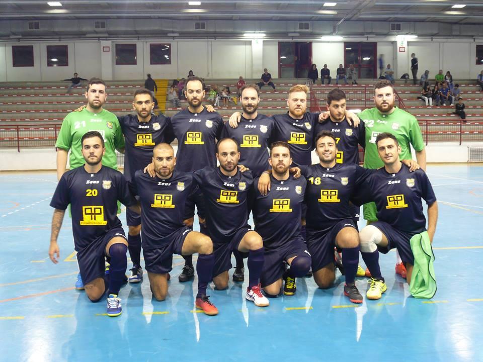Ponte San Lorenzo-Libertas Tacito Terni 6-1, il derby è dei narnesi