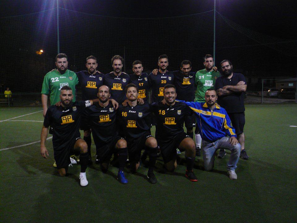 Miriano-Ponte San Lorenzo 3-3, i gialloblù vanno ai quarti