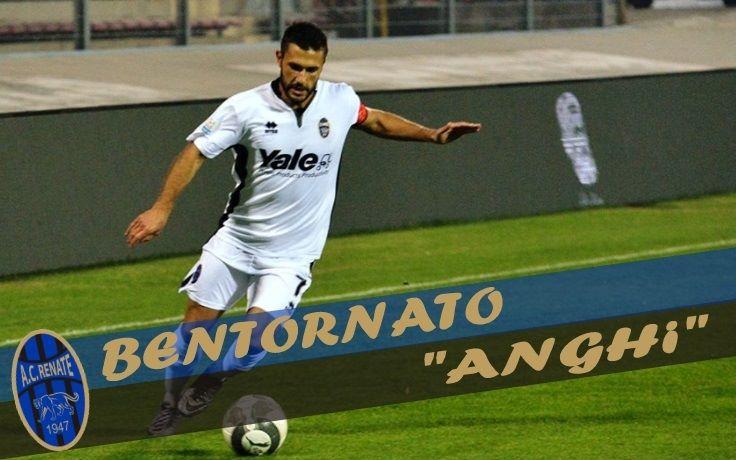 Lega Pro Girone B Ternana-Renate, idoneità sportiva per Anghileri