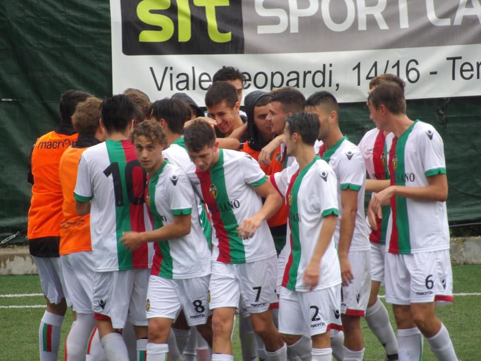 Casertana-Ternana Berretti 2-4, rossoverdi a punteggio pieno