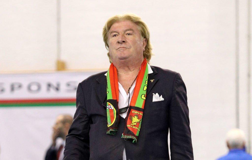 Ternana Celebrity, Bruno Bevilacqua sogna e progetta in grande