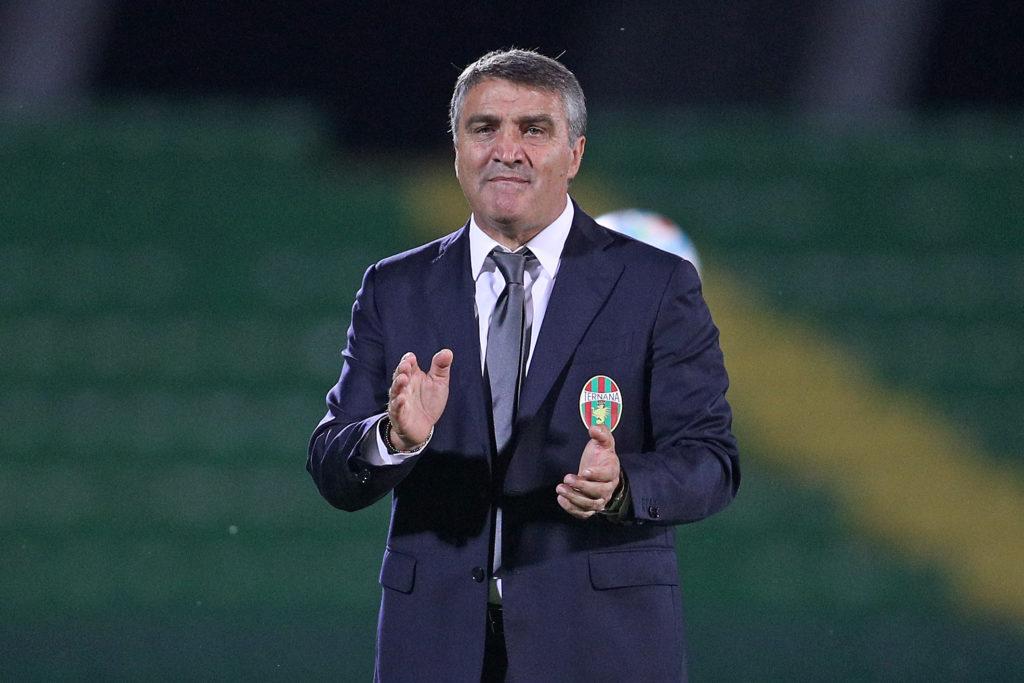 Lega Pro Girone B Monza-Ternana, Luigi De Canio 'Bella reazione'