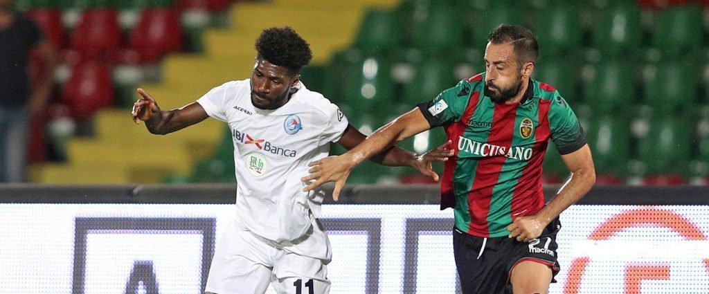 Lega Pro Girone B Ternana-Albinoleffe, Dario Bergamelli 'Bicchiere mezzo pieno'