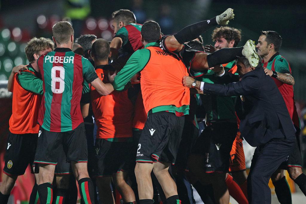 Lega Pro Coppa Italia Viterbese-Ternana, cambia la data del match