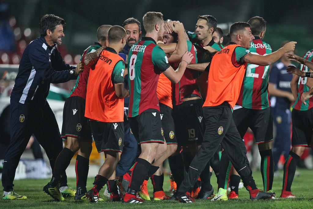 Lega Pro Girone B Ternana-Albinoleffe, la fotogallery del match