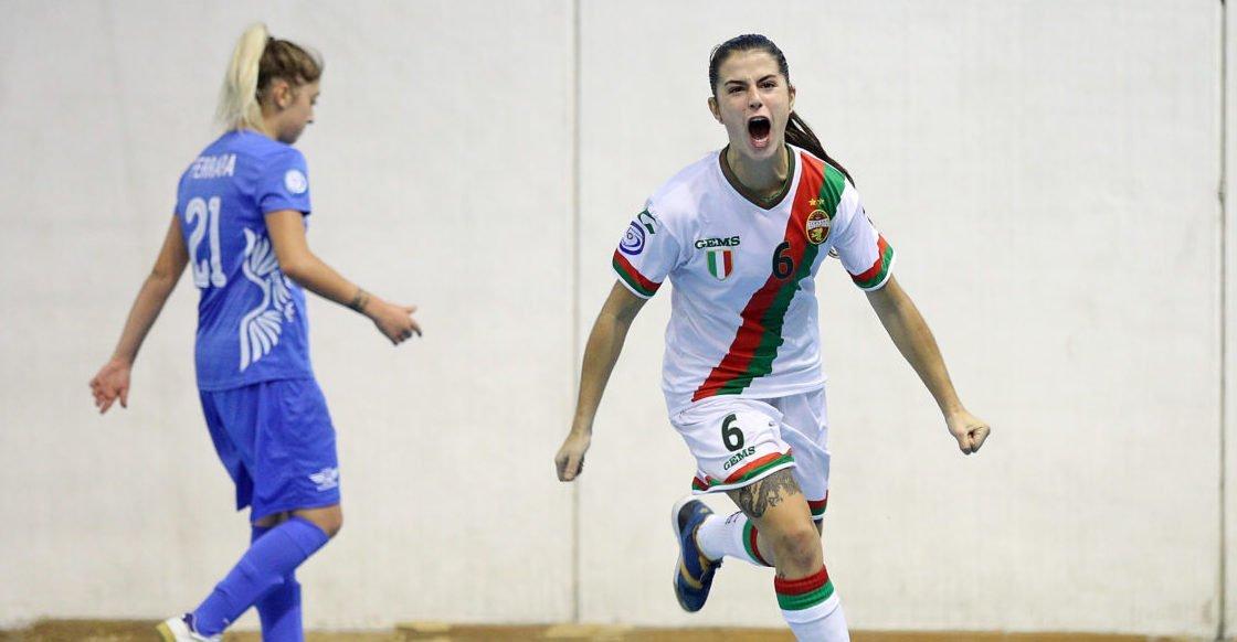 Ternana Celebrity-Salinis 3-2, vittoria col cuore delle rossoverdi