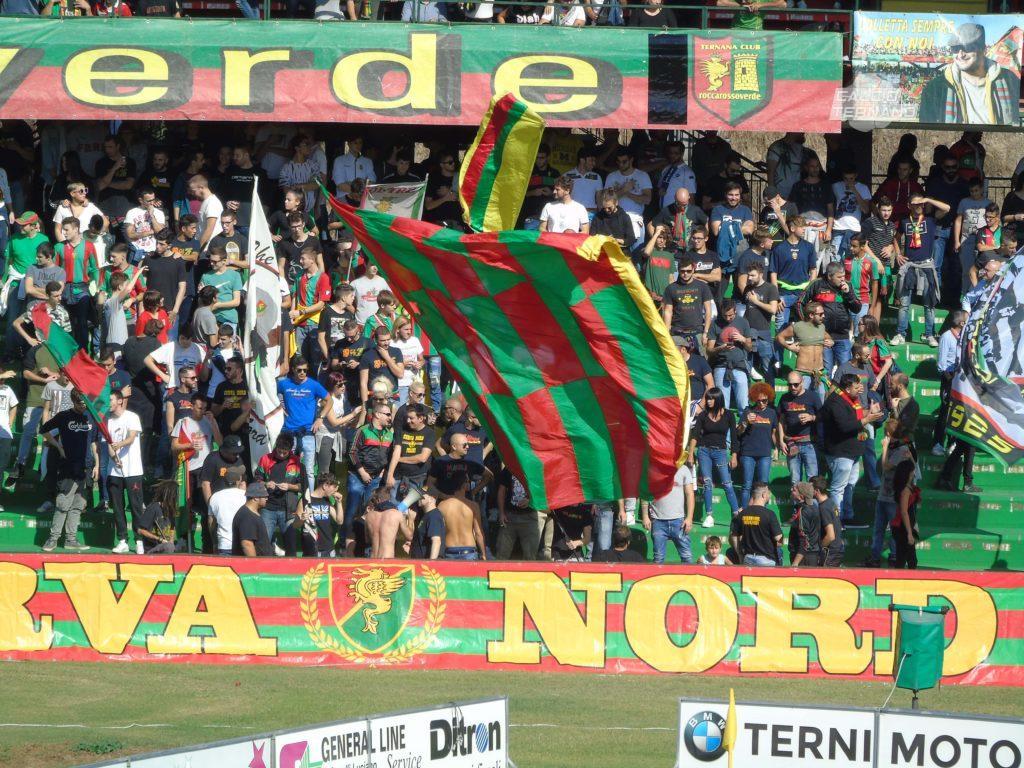Lega Pro Girone B Ternana-Gubbio, i precedenti del match