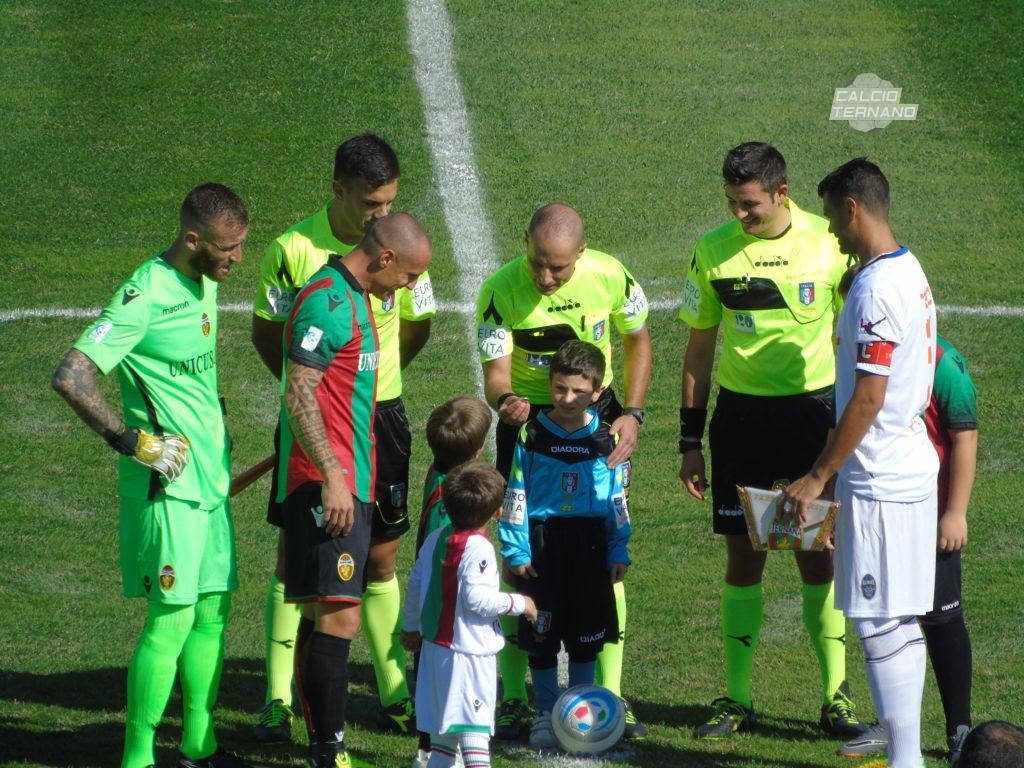 Lega Pro Girone B Virtus Verona-Ternana, l'arbitro del match