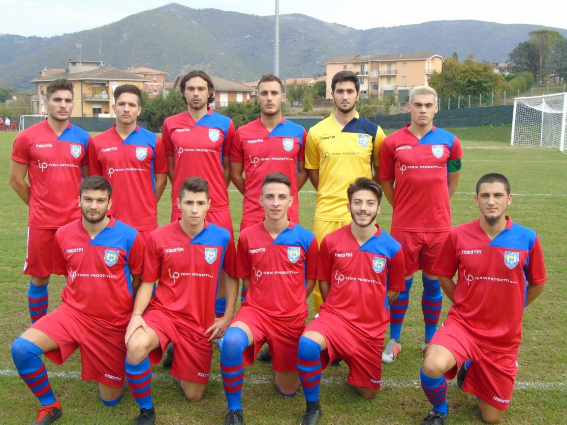 Promozione Girone B, sorrisi per Amerina, Giove e Terni Est