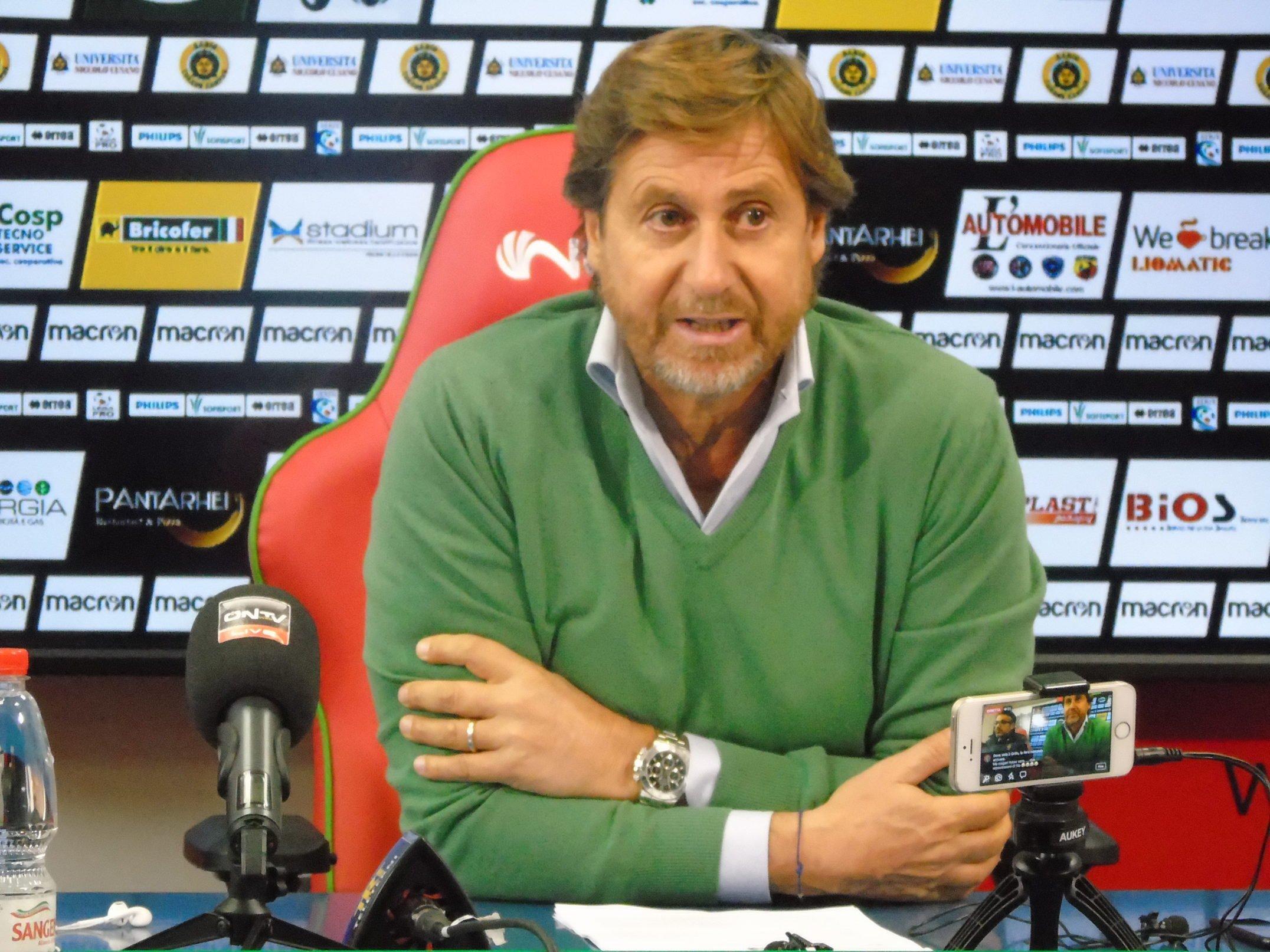 Ternana ufficiale, Stefano Ranucci si dimette da presidente
