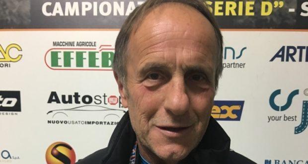 Orvietana, Silvano Fiorucci è tornato a dirigere gli allenamenti