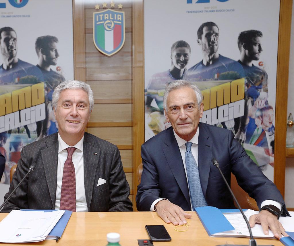 Format Serie B, Gabriele Gravina 'Ecco la mia proposta'