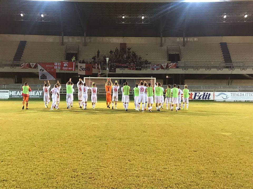 Lega Pro Girone B, parità in Sambenedettese-Monza