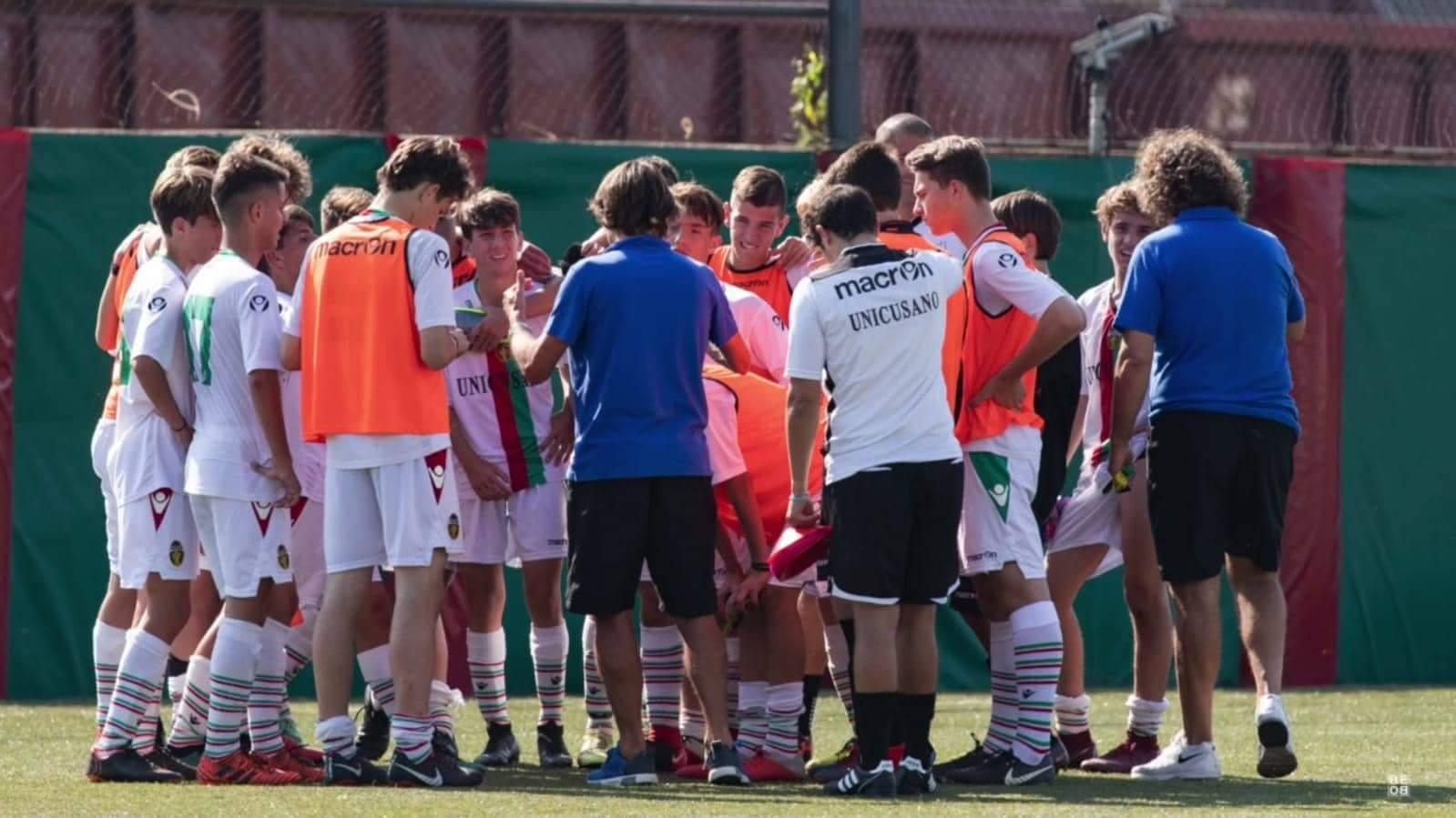 Ternana Under 17, il girone dei giovani rossoverdi