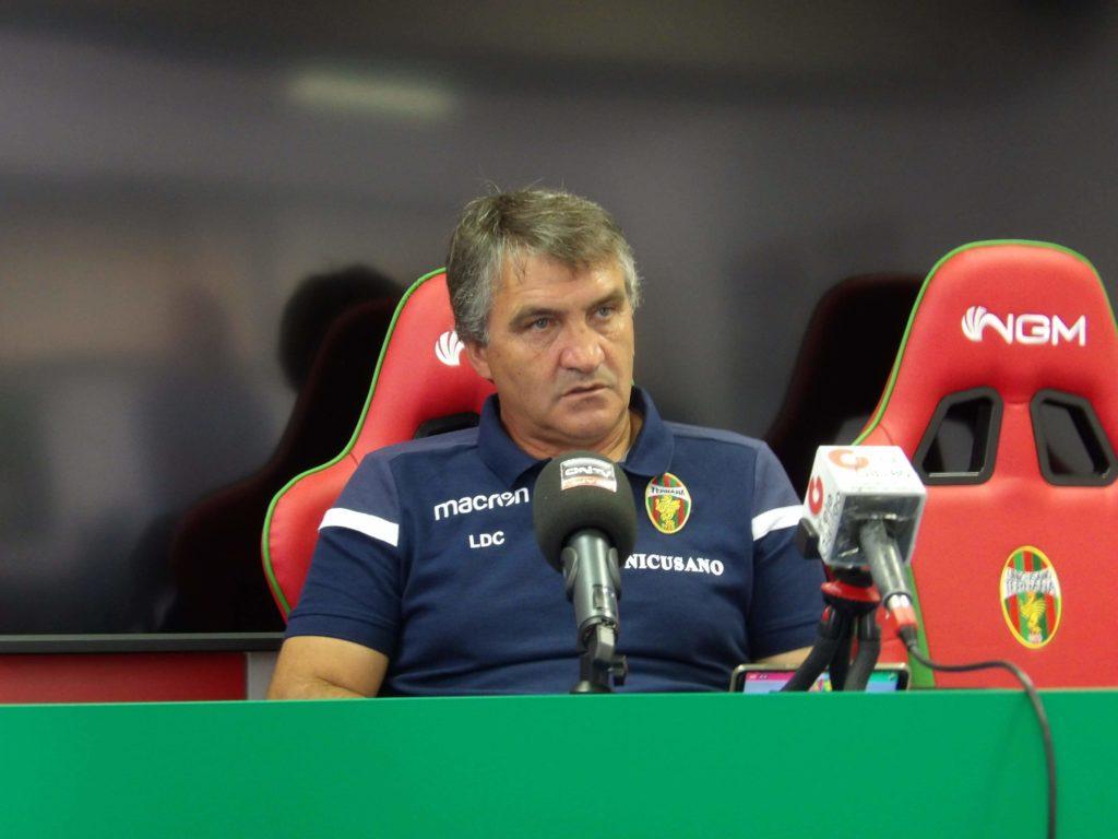 Lega Pro Girone B Monza-Ternana, la diretta del tecnico De Canio