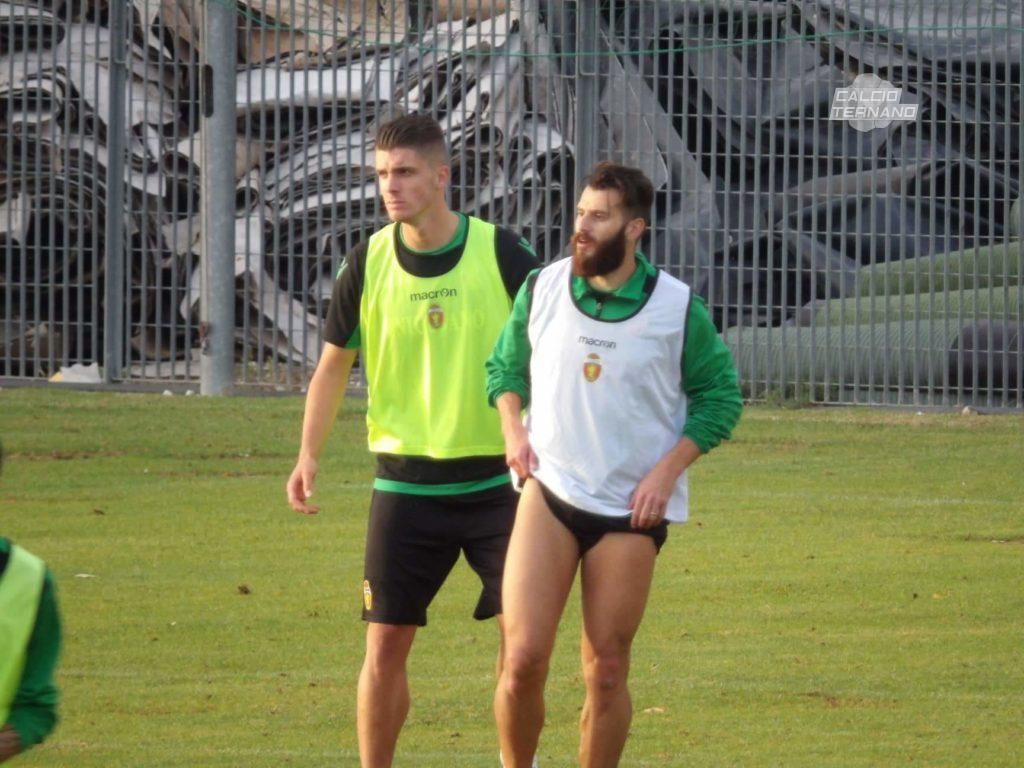 Lega Pro Girone B Fano-Ternana, Petko Hristov a rischio