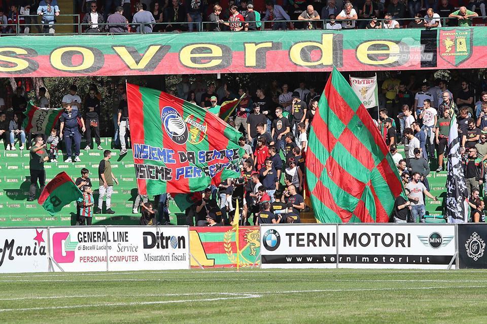 Lega Pro Girone B, alcune avversarie della Ternana impegnate in coppa
