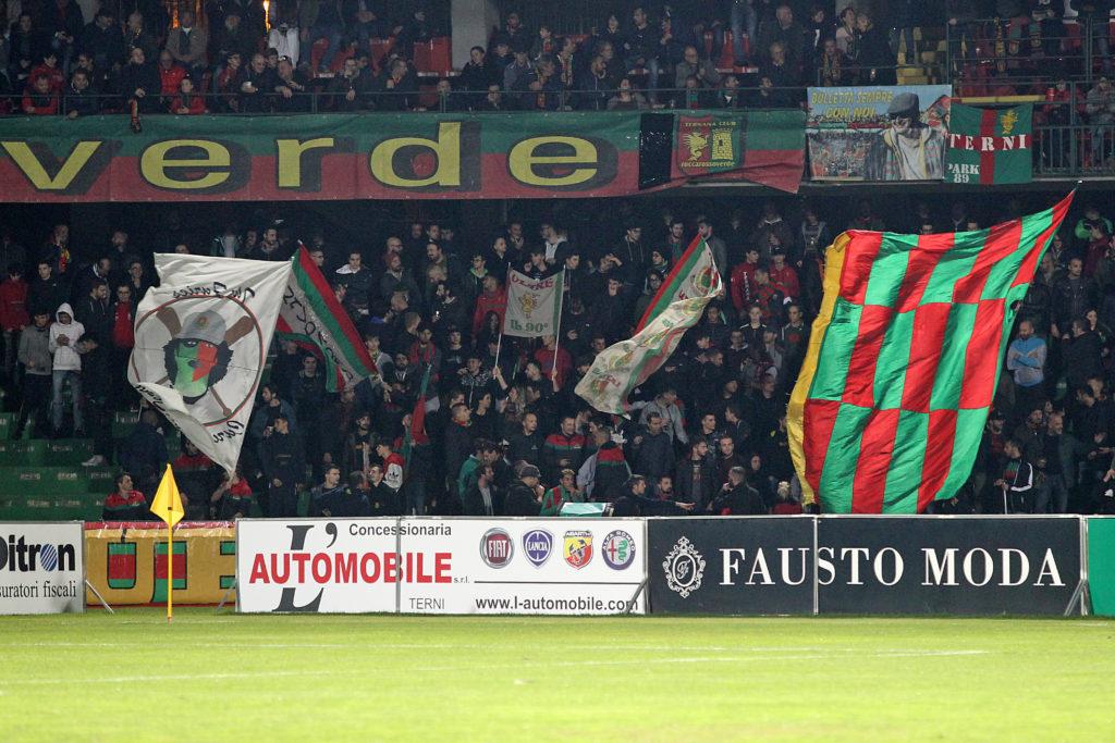 Lega Pro Gubbio-Ternana, novità dalla prevendita dei biglietti