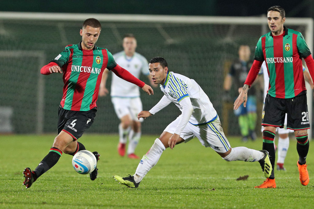 Calciomercato Ternana, Lorenzo Callegari nel mirino di una concorrente in Lega Pro