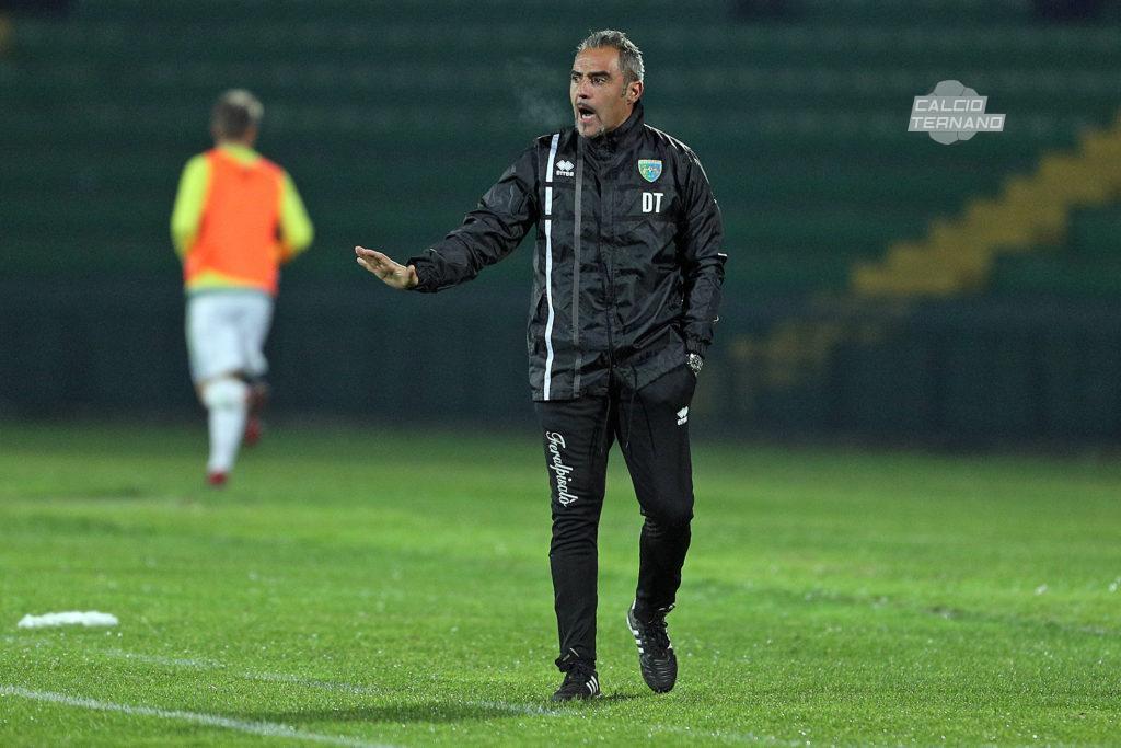 Lega Pro Feralpisalò-Ternana, Domenico Toscano a rischio esonero