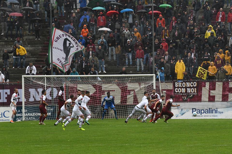 Lega Pro Girone B Ternana-Fano, una squalifica tra i granata