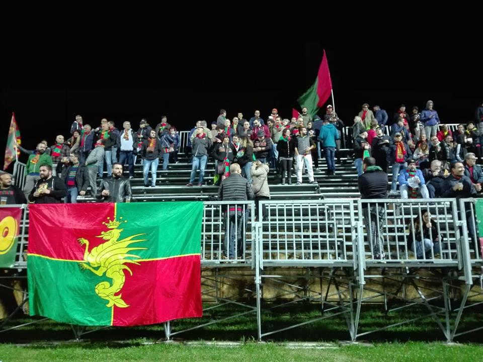 Lega Pro Girone B Imolese-Ternana, il dato ufficiale del settore ospiti