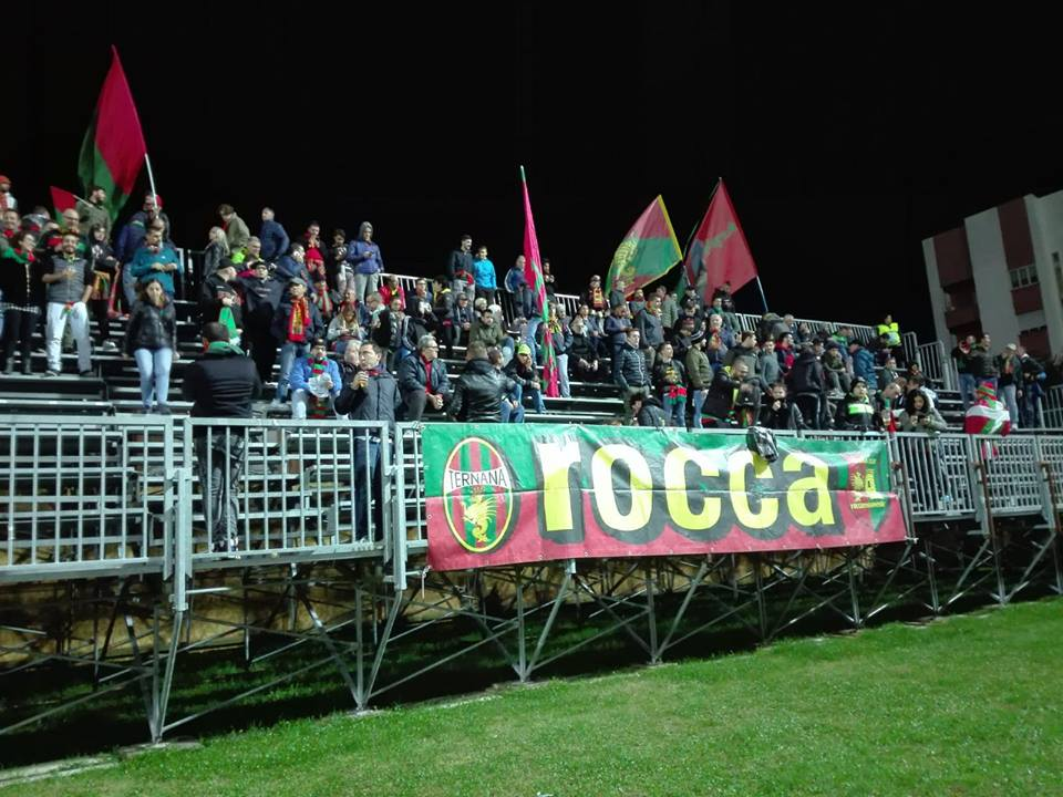 Lega Pro Girone B Fano-Ternana, up and down rossoverdi