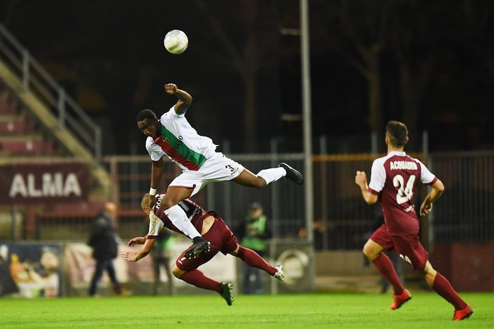 Lega Pro Girone B Fano-Ternana, multa ai marchigiani