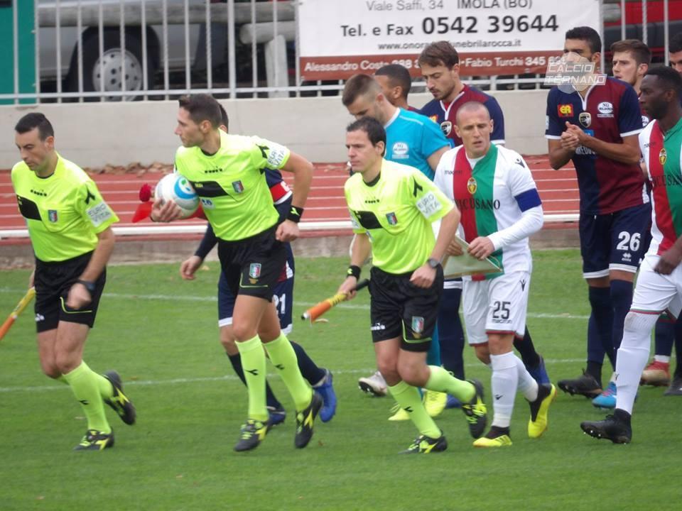 Lega Pro Ternana-Imolese, l'arbitro del match di domenica