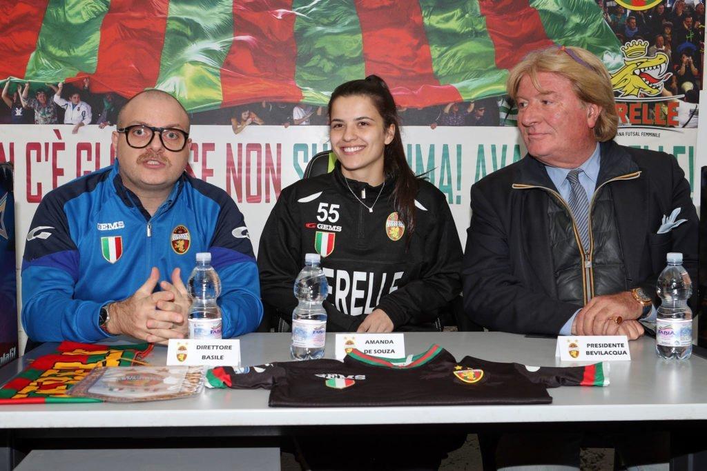 Ternana calcio femminile, Damiano Basile sulla Champions in 'rosa'