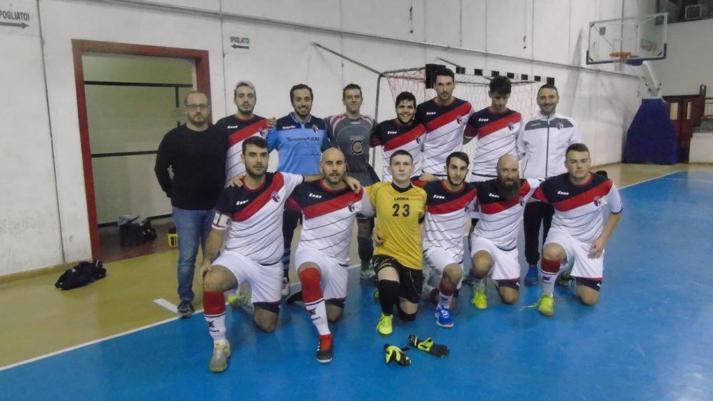 Serie C1, Calvi Academy batte il Real Nocera