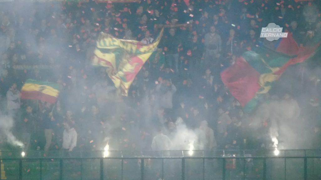 Lega Pro Girone B Ternana-Vicenza, prima assoluta in Serie C