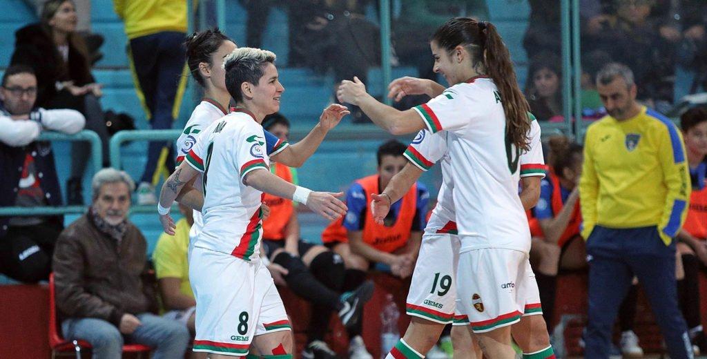 Bisceglie-Ternana Celebrity 4-1, terza sconfitta filata per le rossoverdi