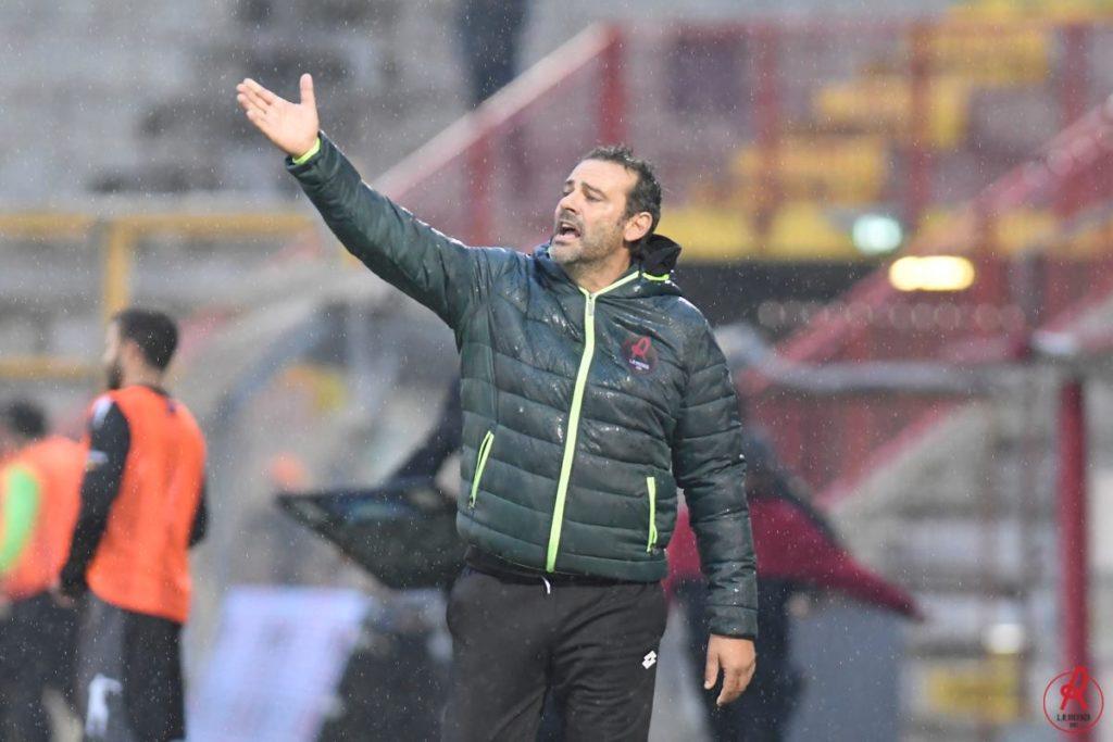 Lega Pro L.R.Vicenza-Ternana, Giovanni Colella 'Siamo calati nella ripresa'