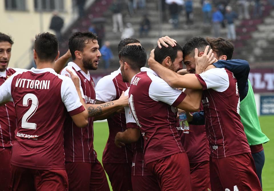 Lega Pro Ternana-Fano, granata in grande spolvero contro il Pescara