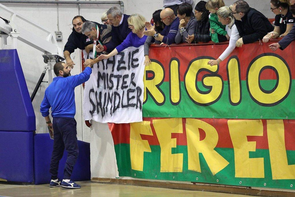 Ternana Celebrity ufficiale, Marco Shindler non è più l'allenatore rossoverde