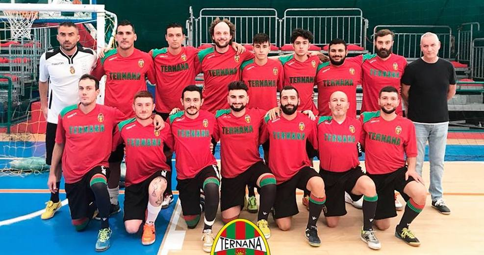 Ternana Futsal, stabilito l'avversario dei rossoverdi in semifinale di coppa