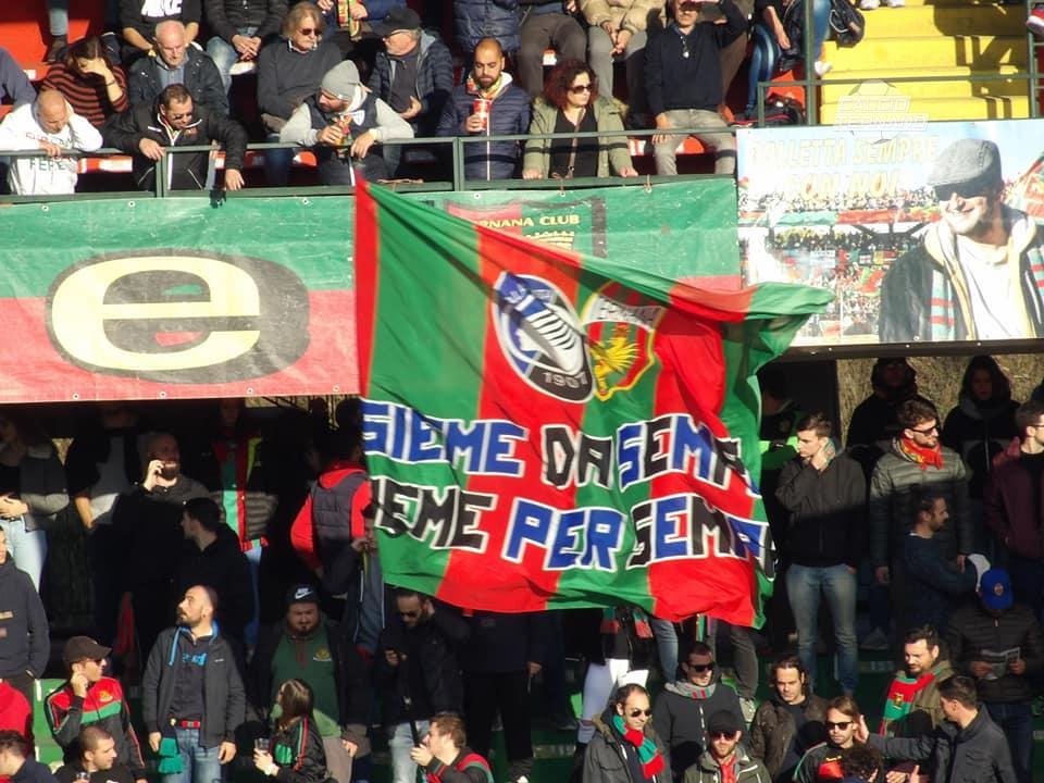 Ternana, sarà invasione rossoverde nerazzurra all'Olimpico di Roma