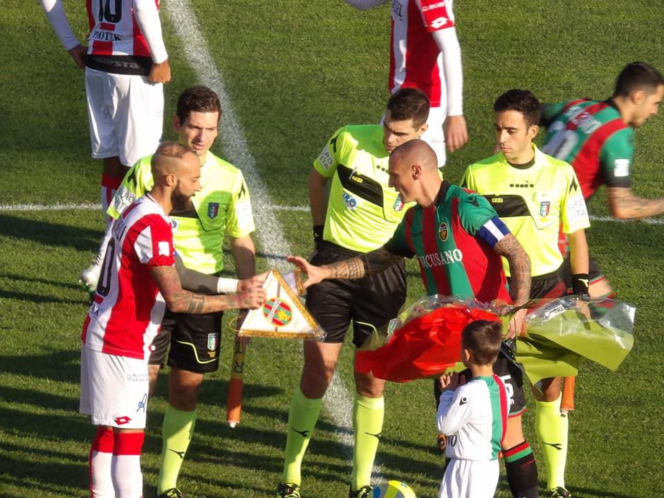 Lega Pro Girone B Ternana-Vicenza, la diretta del post gara