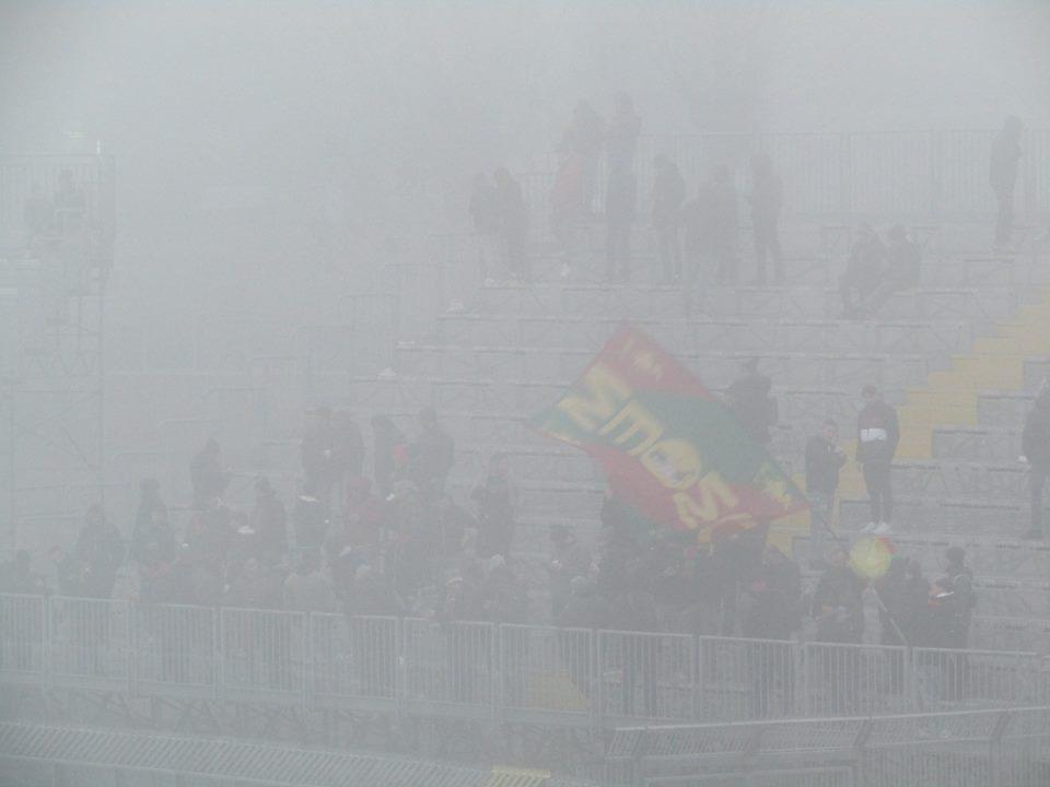 Lega Pro Rimini-Ternana, a rischio il recupero del Neri