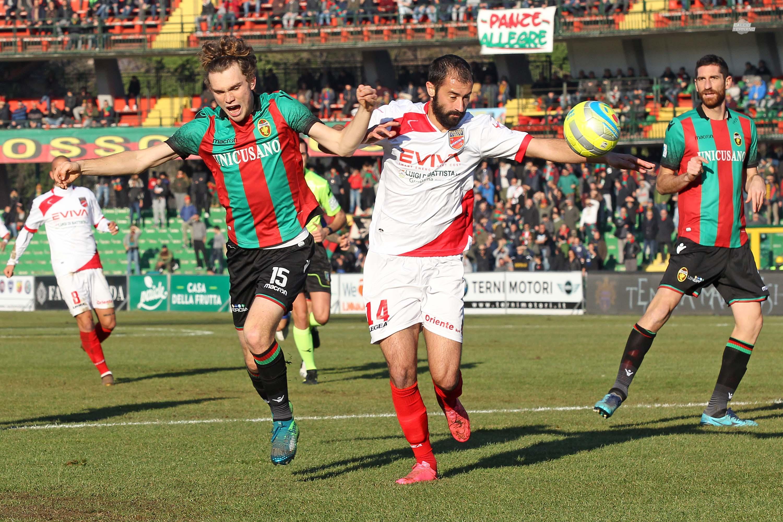 Lega Pro, il programma della seconda di ritorno nel girone B