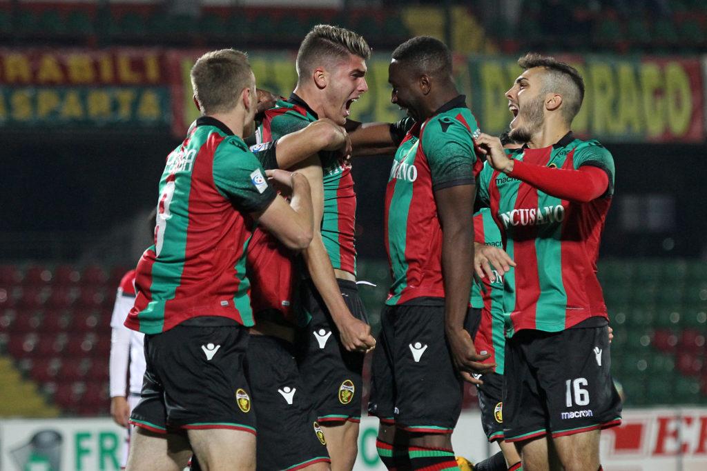 Al termine del match Ternana-Rimini 3-0 è intervenuto il difensore centrale Petko Hristov