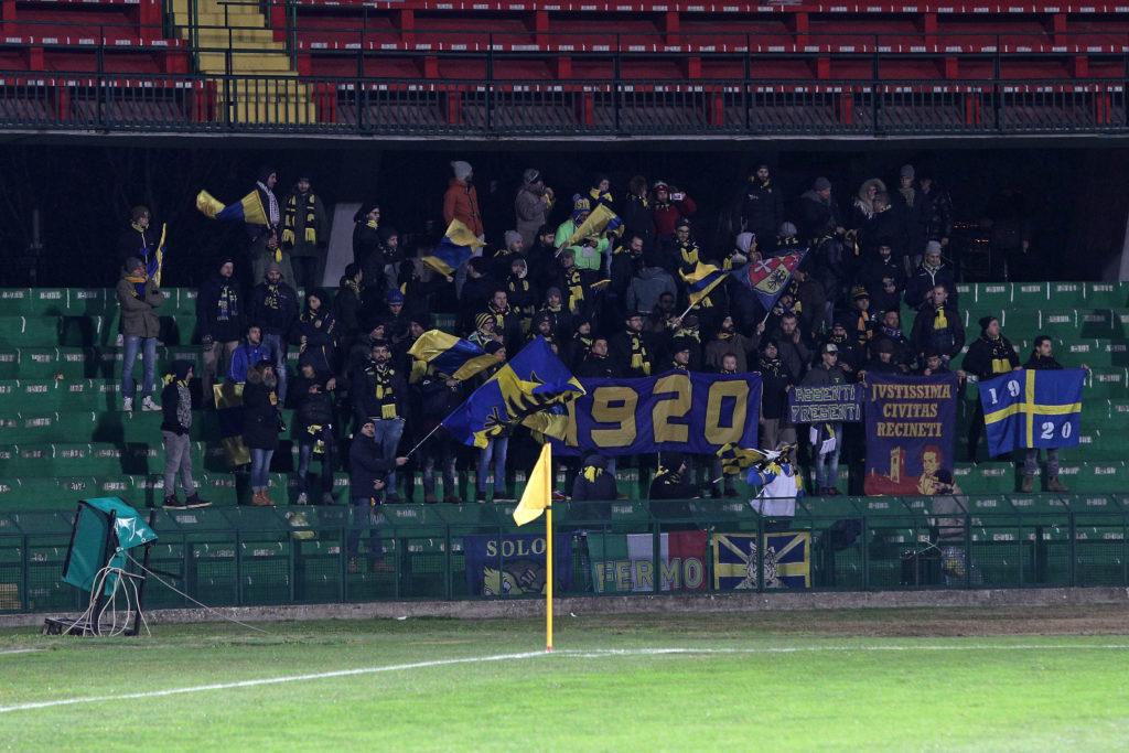 Lega Pro Fermana-Ternana, gli strani numeri dei gialloblù