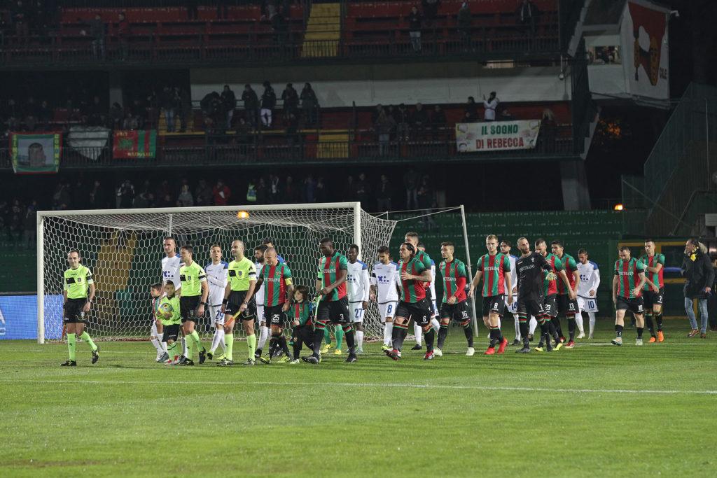 Lega Pro Girone B Ternana-Giana Erminio, le formazioni ufficiali