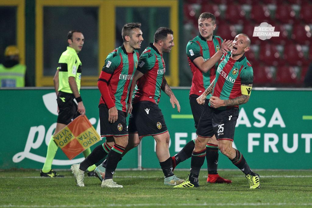 Lega Pro Girone B Sud Tirol-Ternana, due squalificati per il posticipo
